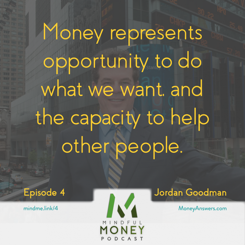 Master Your Money Type with Jordan Goodman
