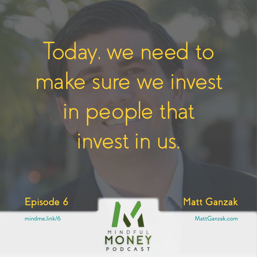 The Million Dollar Plan with Matt Ganzak